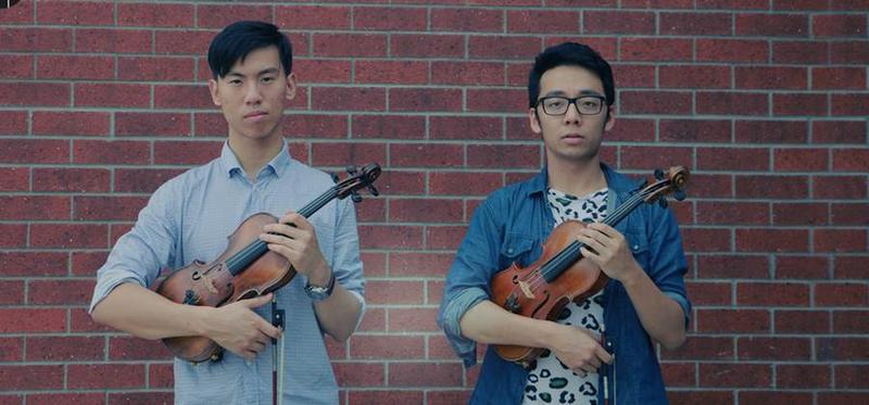 Twoset Violin's videos are changing how we relate to our friends in music conservatories.