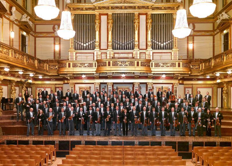 Vienna Philharmonic in the Musikverein