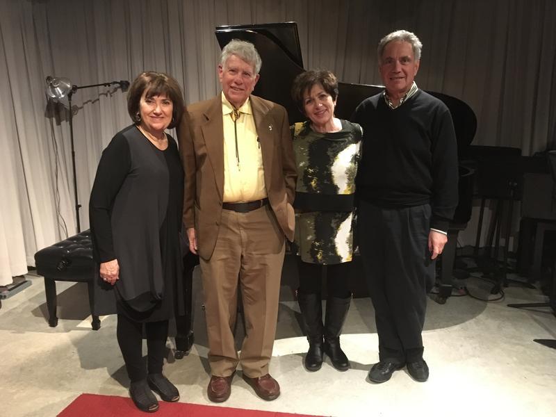 Ani Kavafian, Bob Sherman, Ida Kavafian, Jonathan Feldman