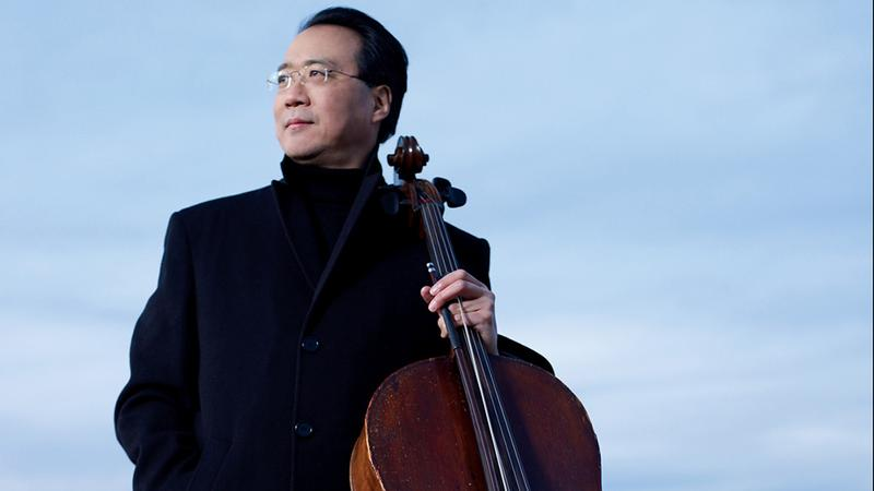 This spring, cellist Yo-Yo Ma will receive the 2013 Vilcek Prize.