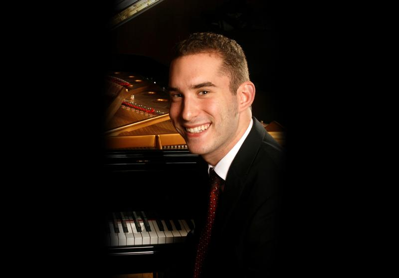 Pianist Mackenzie Melemed