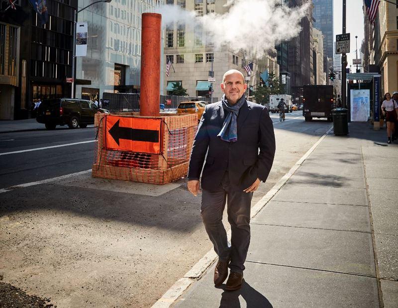 Jaap van Zweden will begin his tenure as the director of the New York Philharmonic in September.