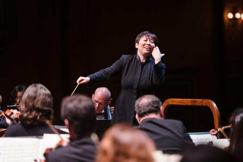 Conductor Xian Zhang