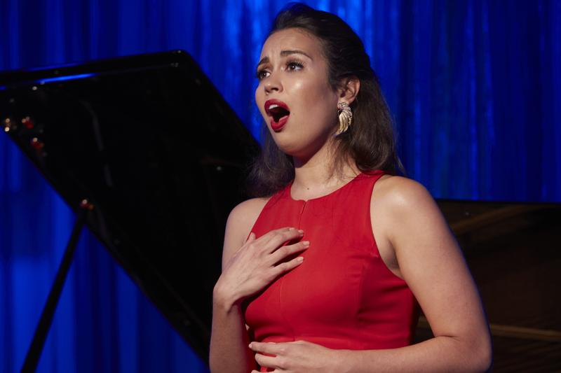 Soprano Nadine Sierra at The Greene Space