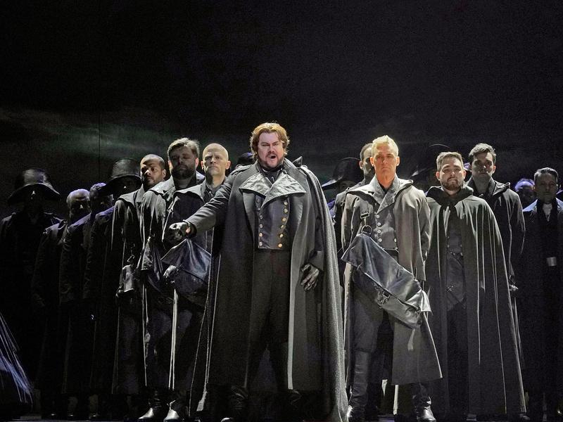 """Stuart Skelton in the title role of Verdi's """"Otello."""""""