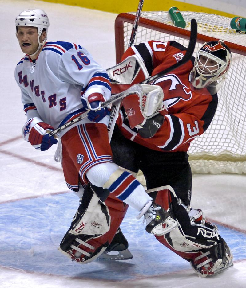 With Hockey Draft Devils And Rangers Ready To Resume Bitter Rivalry