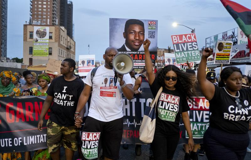 Black Lives Matter: The State of Activism Five Years After Eric Garner's Death