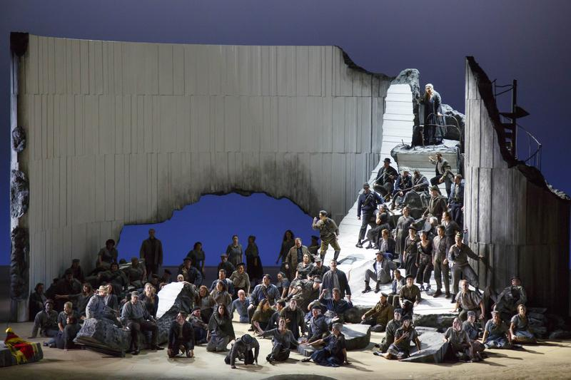 A scene from Les Troyens