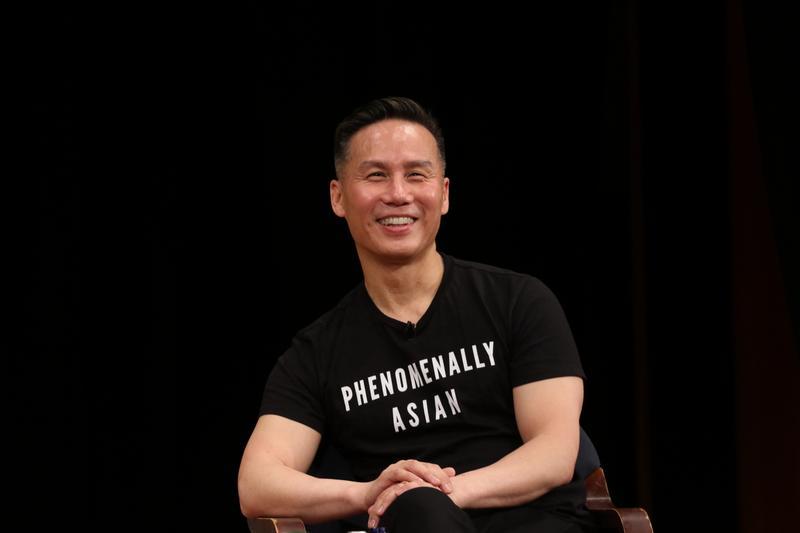 B.D. Wong - Broadway Spotlight