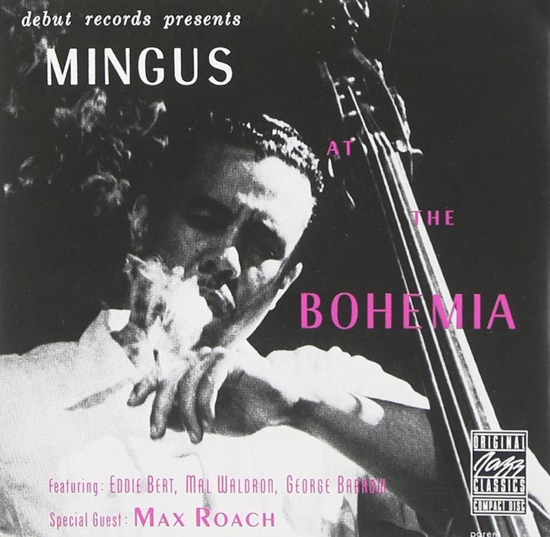 "Album art for ""Live at the Bohemia."""
