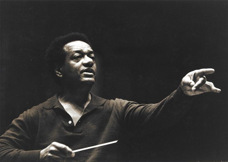 Conductor Dean Dixon