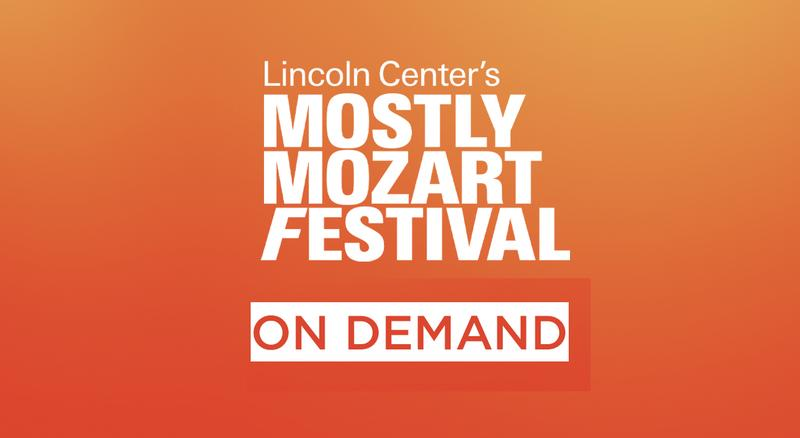 Mostly Mozart On Demand