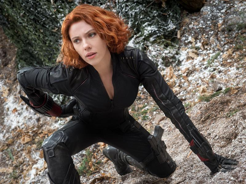 Black Widow Scarce Resources And High Stakes Stories Npr
