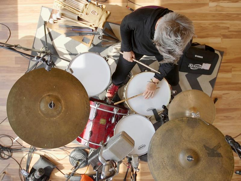 More Than Keeping Time: A Melodic Drumming Demo | NPR Article | WNYC