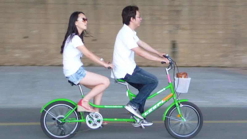 Summer Cycle Paths of Seoul 3