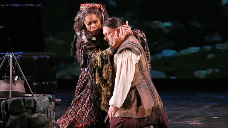 Verdi's <em>Il Trovatore</em> Opera Carolina.