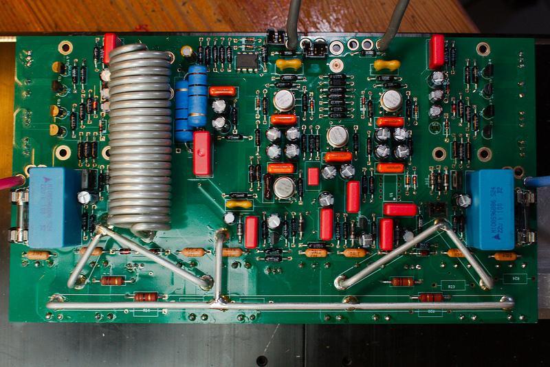 Electronics Grid
