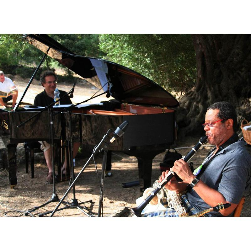 Uri Caine and Don Byron, Olivastri Millenari di San Nicola, Luras Time in Jazz 2008