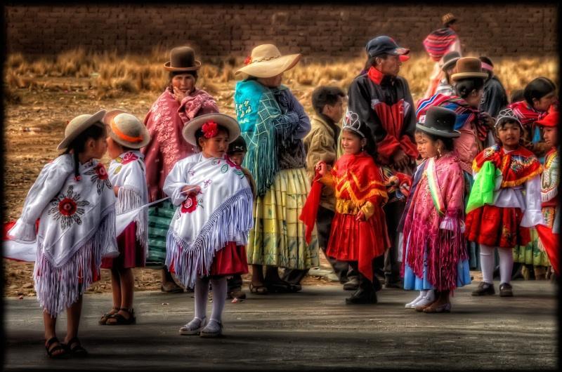 El Alto Parade, Bolivia