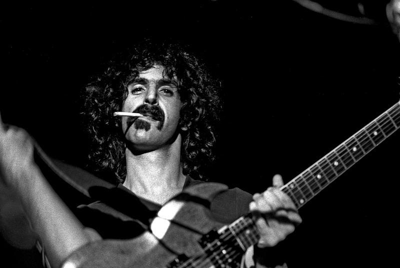 Resultado de imagen de zappa 1973