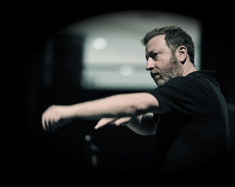 Brad Ludman, conductor of Signal