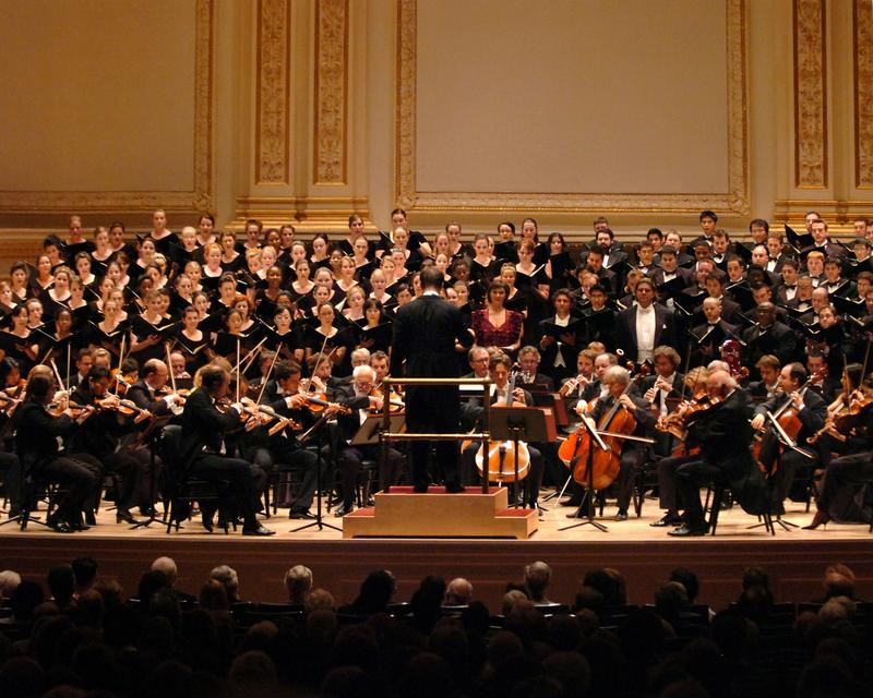 Westminster Choir College at Carnegie Hall