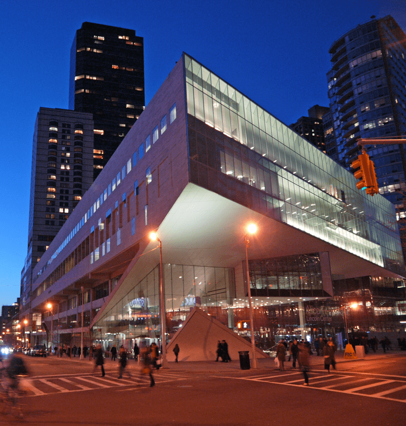 Alice Tully Hall at Lincoln Center