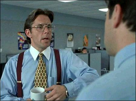 Image result for office space boss