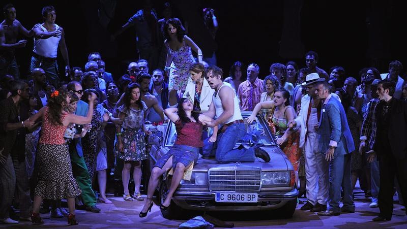 Bizet's <em>Carmen</em> from La Fenice.