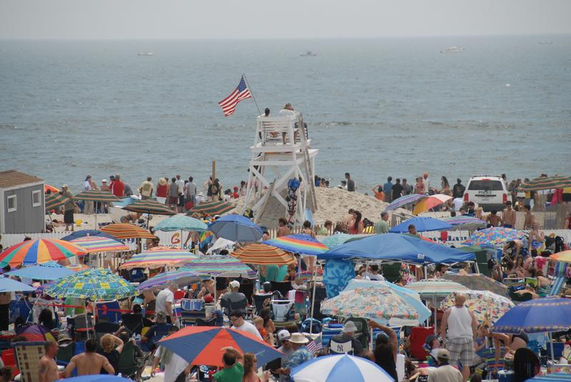 Hundreds Of Thousands Attend The Jones Beach Air Show Each Year