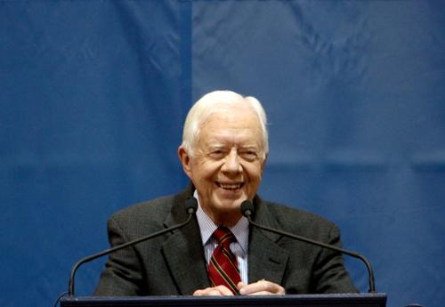 Jimmy Carter On Politics World Events And His New Book The Takeaway Wnyc Studios