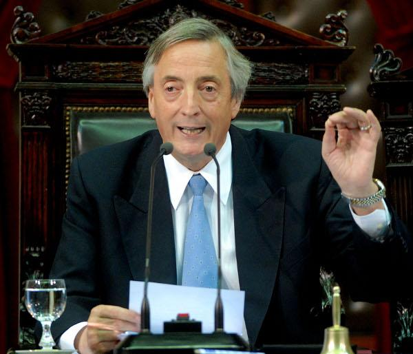 will nestor kirchner s death leave a power vacuum in argentina