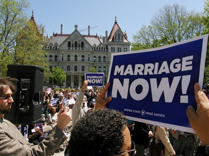 New york state gay marriage