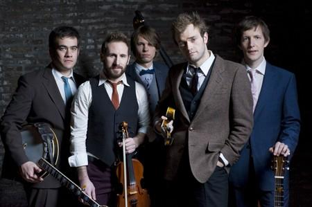 Punch Brothers Live From The Greene Space Soundcheck Wnyc Studios