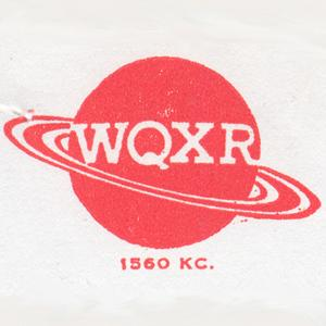 The original WQXR logo, used from August 1936 to June 1946.