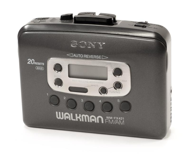 A Tribute to the Walkman, Dead But Not Forgotten | The