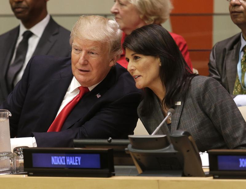 Image result for nikki haley's diplomacy