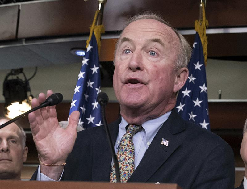 Veteran Rep. Rodney Frelinghuysen, the powerful chairman of the House Appropriations Committee, has announced he will not seek re-election