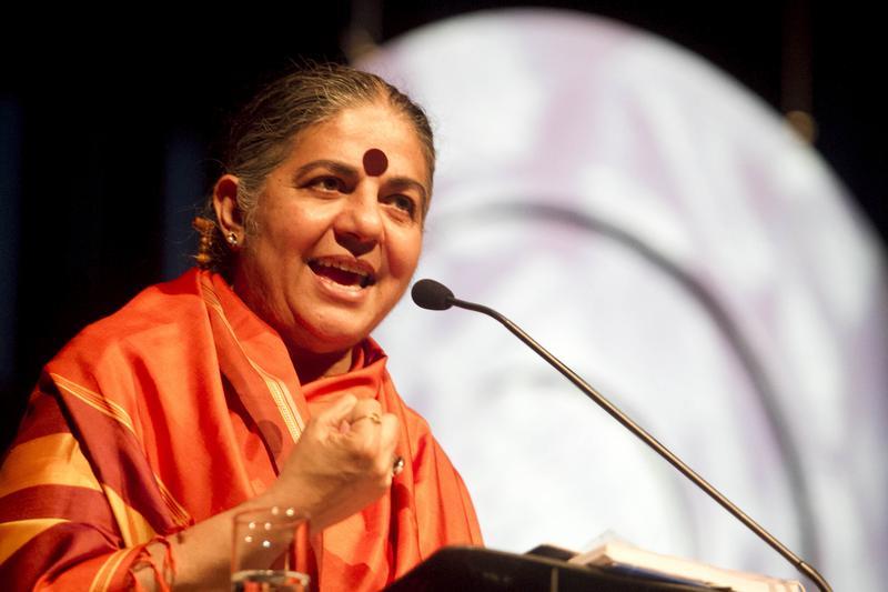 Vandana Shiva, Voice of the Anti-GMO Debate | The Takeaway