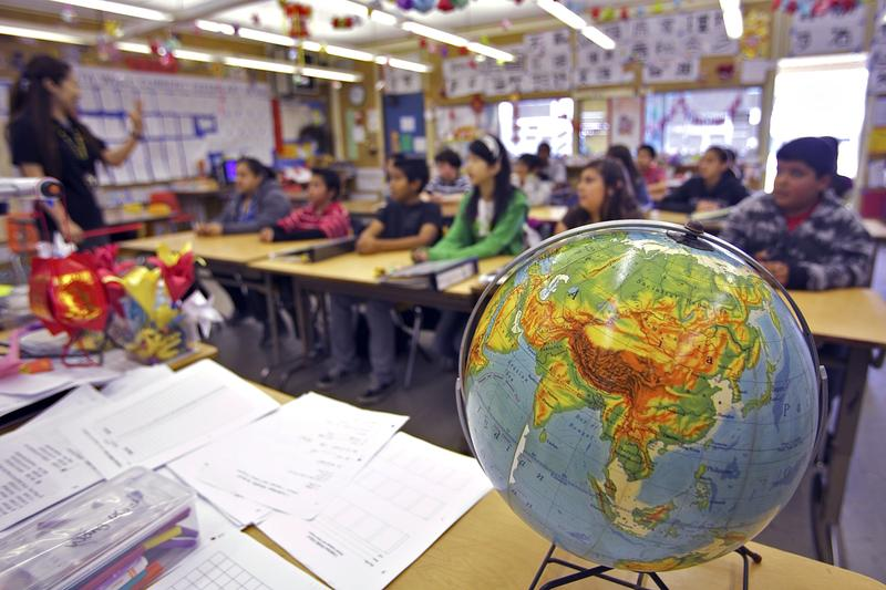 Fewer Americans Have the Option to Learn a Foreign Language in School
