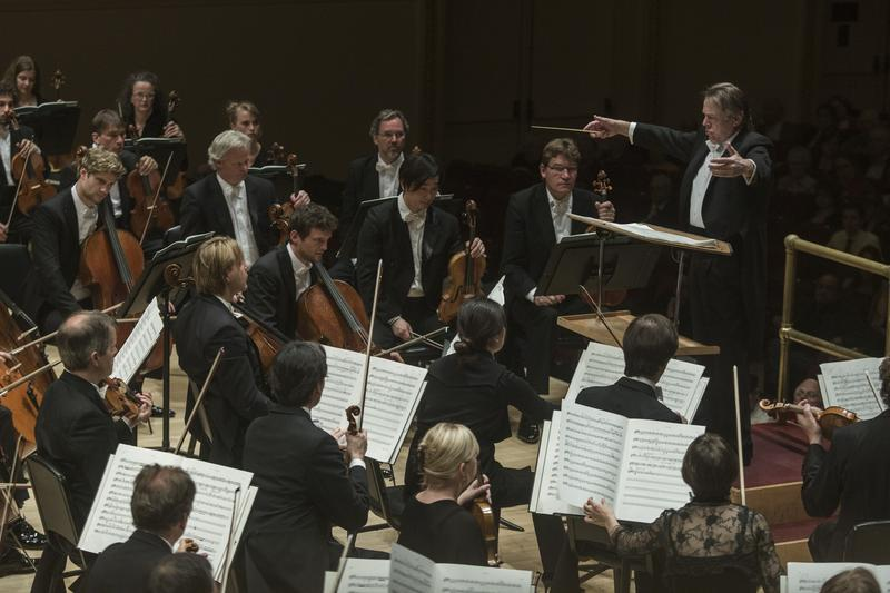 Bavarian Radio Symphony Orchestra conducted by Mariss Jansons at Carnegie Hall