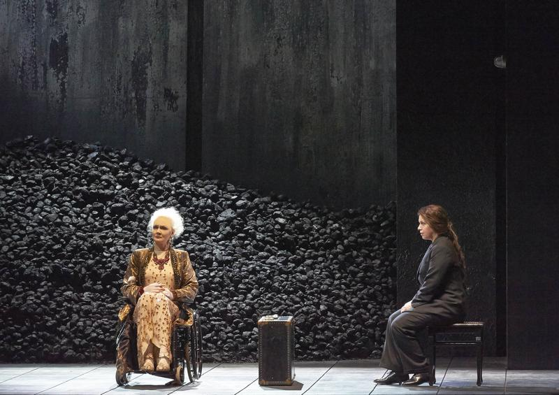 Strauss's 'Elektra' from the Vienna State Opera.