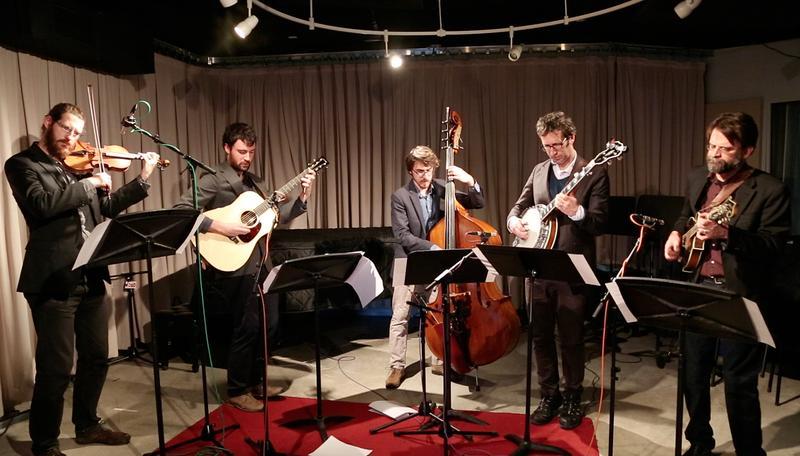 the jake schepps quintet s classical hoedown wqxr features wqxr
