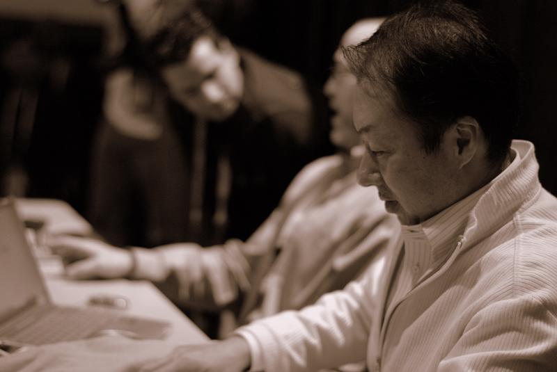 Koji Kondo, the longtime composer of the 'Legend of Zelda' video game series.