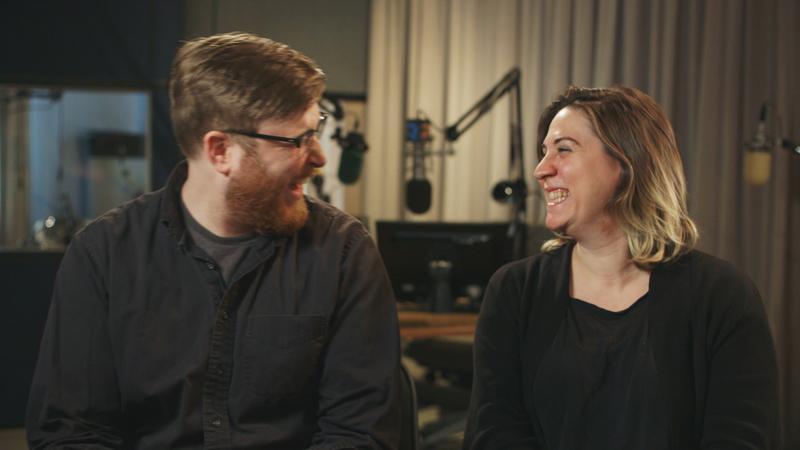 Alex Overington and Nadia Sirota of Meet the Composer.