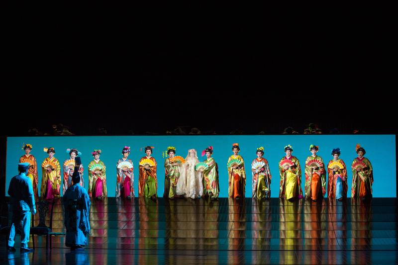 The Metropolitan Opera presents 'Madama Butterfly.'