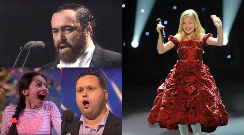 Pavarotti isn't the only singer to use 'Nessun dorma' as a calling card.