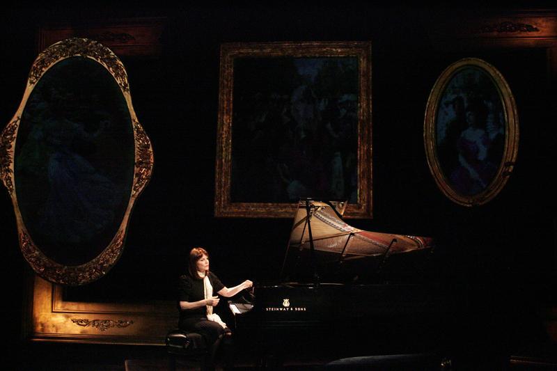 Mona Golabek in 'The Pianist of Willesden Lane.'