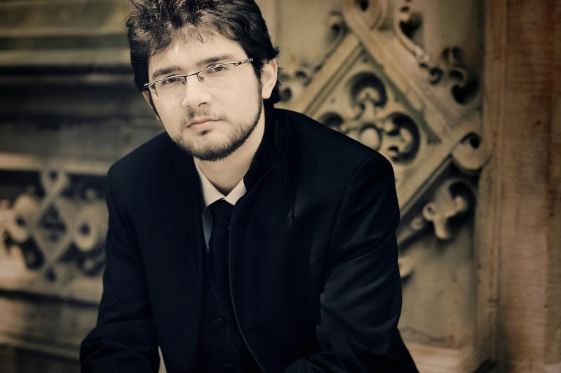 Pianist Roman Rabinovich