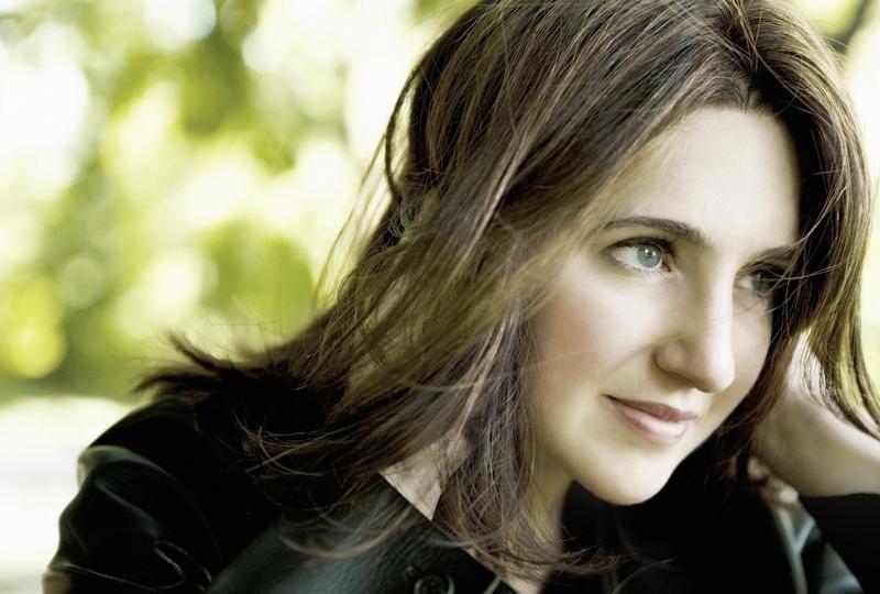 Pianist Simone Dinnerstein.